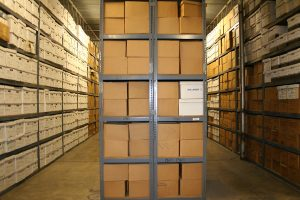 Offsite Records Storage Service